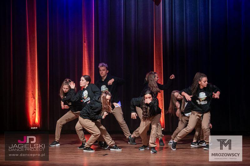 Szkoła Tańca Jagielski Dance Project Toruń - hip hop - h1