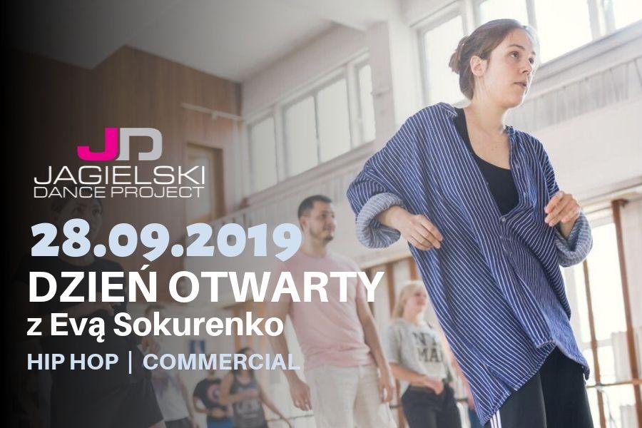 Dzień otwarty z Evą Sokurenko
