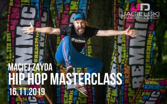 Hip hop Masterclass