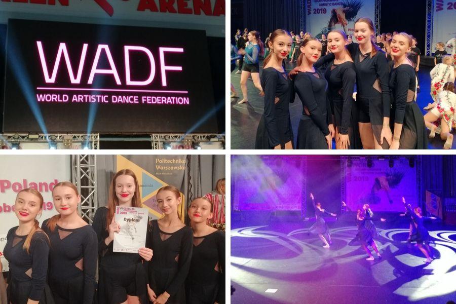 Szkoła tańca Jagielski Dance Project - WADF