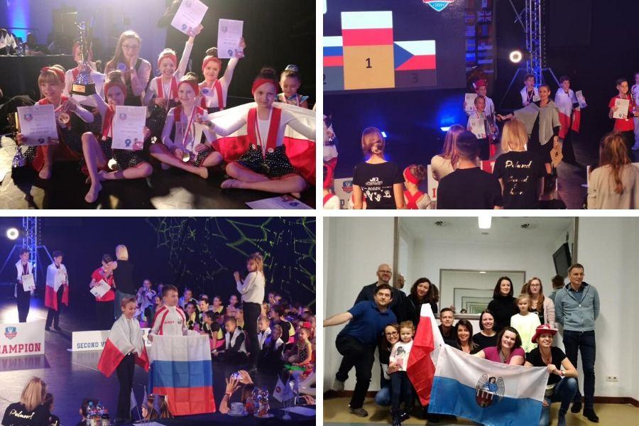 Szkoła Tańca Jagielski Dance Project - IDO Mistrzostwa Świata