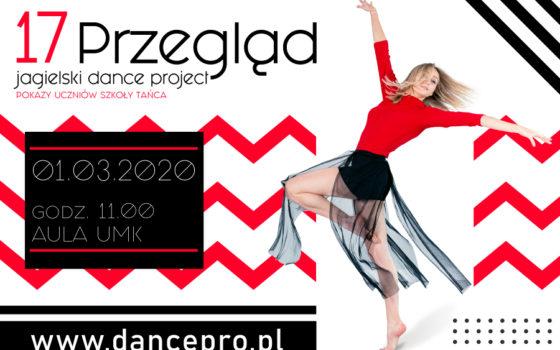 17. Przegląd Tańca Jagielski Dance Project