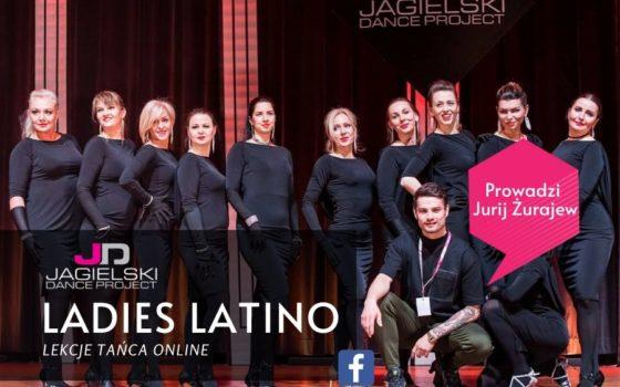 Lekcje online - Ladies Latino
