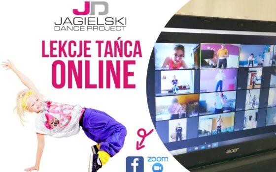 Zajęcia online w Jagielski Dance Project