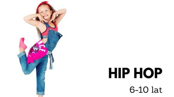 Zajęcia online – HIP HOP (OHJ1)