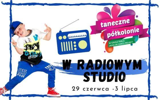 W radiowym studio - 29.06-3.07.2020
