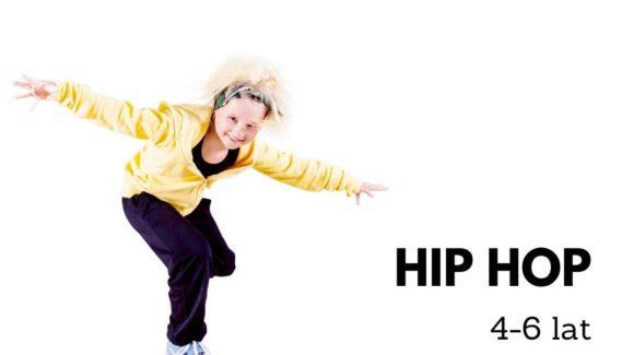 Zajęcia online – HIP HOP (OHU2)