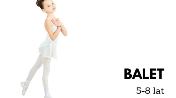 Zajęcia online – BALET(OBN1)