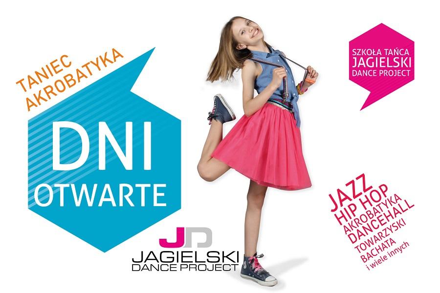 Dni Otwarte w Jagielski Dance Project 2020