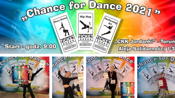 Turniej Chance for Dance 2021